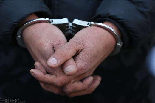 بازداشت کلاهبردار ۳۵ میلیاردی در پایتخت