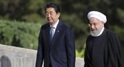 روحانی به آبه شینزو: اگر آمریکا صادق است، به تحریمها پایان دهد