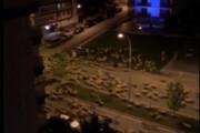 ببینید | اتفاق عجیب در یکی از خیابان های قرنطینه ترکیه!