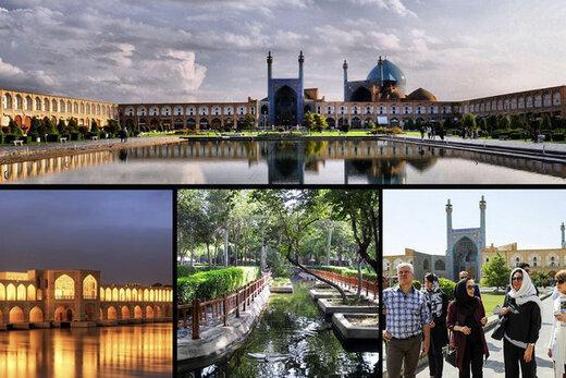 ۷۰۰ میلیارد تومان خسارت به صنعت گردشگری استان اصفهان در سه ماه