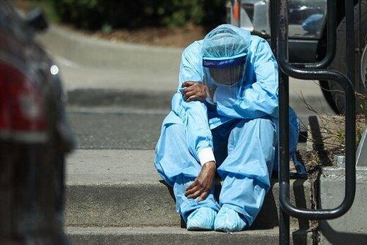 کرونا همچنان در آمریکا میتازد/شمار قربانیان از ۷۰ هزار تن عبور کرد