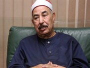 درگذشت محمد محمود الطبلاوی قاری برجسته مصری