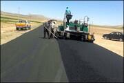 ۷۸کیلومتر جاده در کردستان ساخته شد