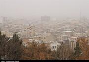 اولین روز آلوده تهران در سال ۹۹ ثبت شد