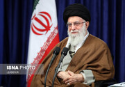 تصویر جالب اینستاگرام رهبری از ایشان برای انتشار بیاناتشان درباره امام حسن مجتبی«ع»