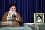 قائد الثورة الاسلامیة يؤكد على رعاية الحقوق الطبيعية للقوى العاملة في البلاد