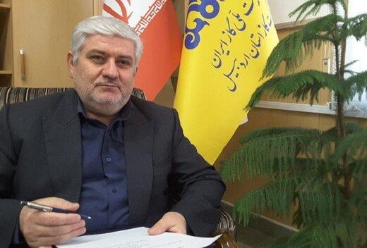 ۷۶ روستای استان اردبیل به شبکه گازرسانی متصل شد