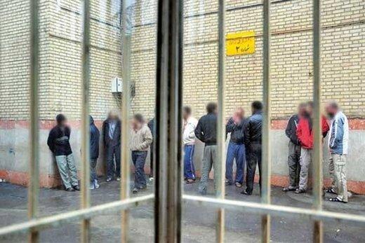 بازگشت ۱۳۰۰مددجوی قزوینی به زندان