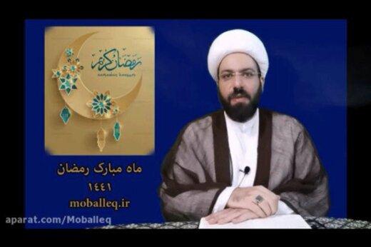 ببینید | زیر سایه مهربان ترین فرمانروای جهان؛ در بیان محمد حسین معزی
