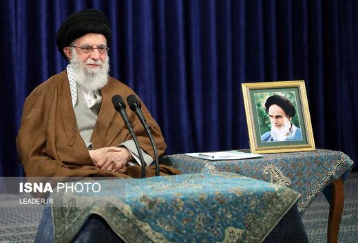پخش زنده بیانات رهبر انقلاب در سالروز رحلت امام خمینی (ره)