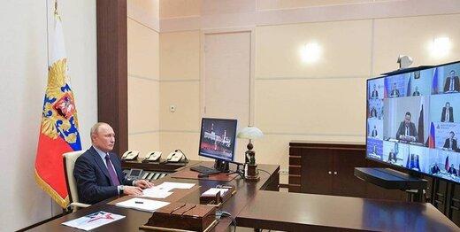 تشریح وضعیت نخستوزیر روسیه از زبان پوتین