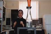 ببینید | چالشی فوق العاده دیدنی دختر قهرمان کونگفو ایرانی