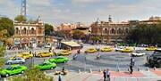 میدان حسنآباد در تهران بازسازی میشود