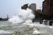 امواج عظیم درخلیج فارس و تنگه هرمز/ شناورها از ساحل دور نشوند