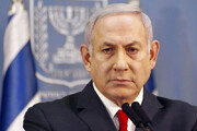 ببینید | نحوه ماسک زدن نتانیاهو سوژه شد