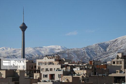 افت قیمت مسکن در تهران