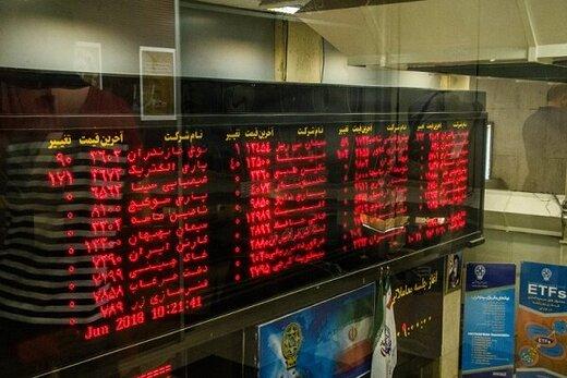 شاخص سهام از ابتدای امسال رشد ۹۰ درصدی داشت