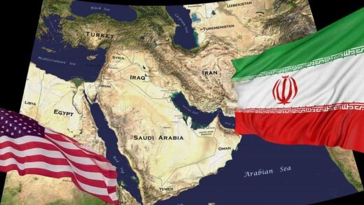 تله نظامی ایران برای آمریکا/عکس