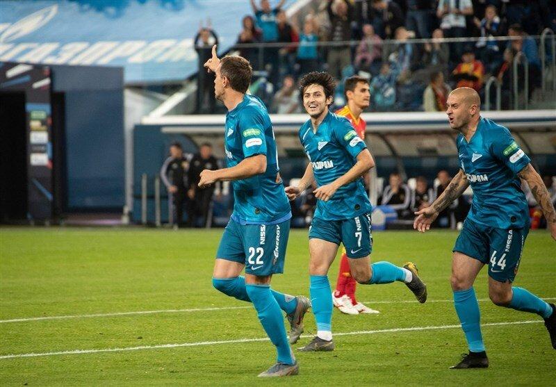 Azmoun Not Joining Napoli, Zenit Says