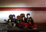 زلزله تهران ۲ فوتی و ۲۳ مصدوم برجا گذاشت