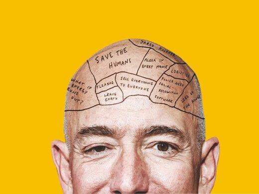 """بنیانگذار """"آمازون"""" چگونه درآمدزایی میکند؟"""