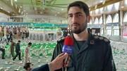 توزیع بیش از ۸ هزار سبد کالا در قائم شهر