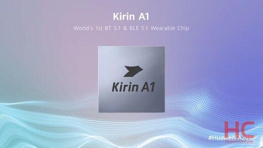 برنامهریزی هوآوی برای رونمایی از محصولات جدید مجهز به چیپست Kirin A۱