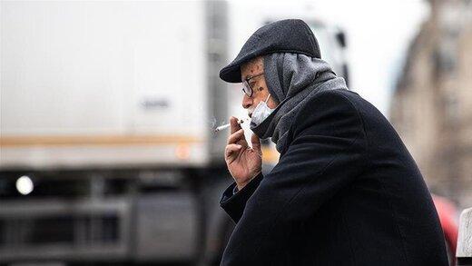 افزایش خطر ابتلا به نوع حاد و مرگ ناشی از کرونا در سیگاریها