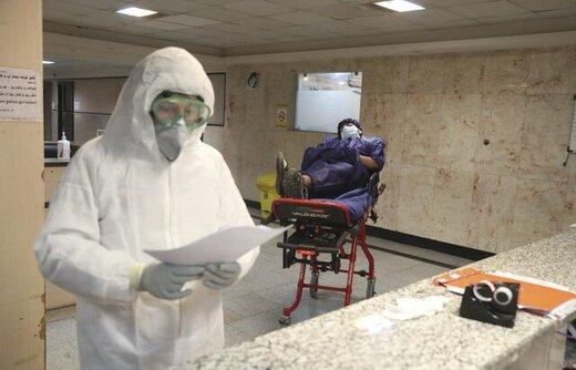 رئیس بیمارستان مسیح دانشوری: ۱۰ درصد از پرسنل بیمارستان به کرونا مبتلا شدند