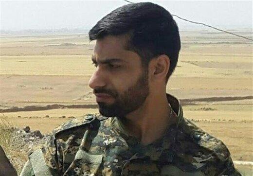 این شهید مدافع حرم، به جای سردار سلیمانی ترور شد +عکس