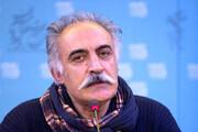 بازیگر نقشِ سلمان فارسی به جشنواره آمد، ولی چهرهاش را نشان نداد/ عکس