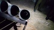 حمله راکتی به اطراف کربلا