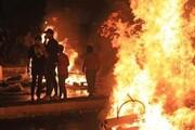 معترضان سازمان بدر و منزل یک حزب الصادقون را به آتش کشیدند/مسیر نجف بسته شد