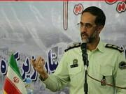 فرمانده نیروی انتظامی استان گلستان معارفه شد