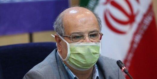 زالی: ۶۲ درصد تهرانیها پروتکلهای بهداشتی را رعایت کردهاند/ کرونا به تعادل نسبی رسیده است