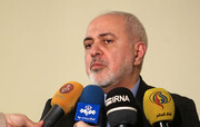 Zarif criticizes Europe's silence on US brutality