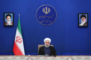 Rouhani stresses efforts to curb inflation, coronavirus