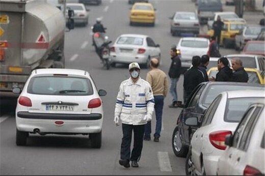 آلودگی هوای تهران پس از ۵۲ روز؛ ناسالم برای گروههای حساس