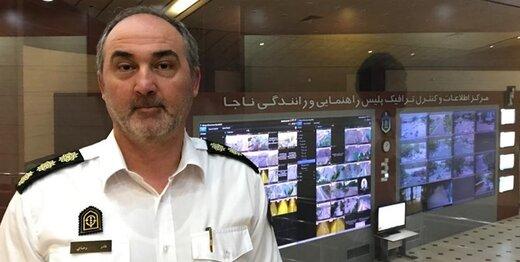 ترافیک در ورودیهای تهران؛ جادهها ۱۷ درصد خلوت شد