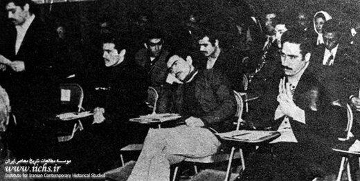 مسعود رجوی چگونه از اعدام، جان سالم به در برد؟