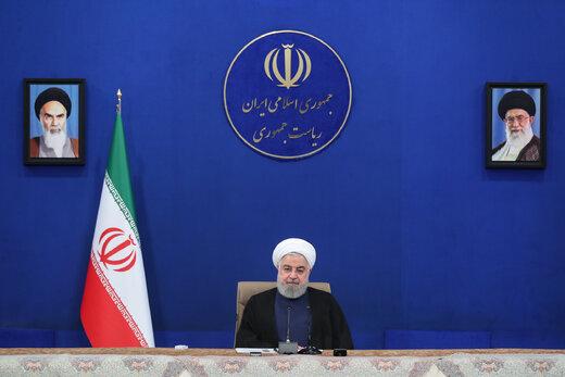 الرئيس روحاني : سنطلع المواطنين على أسباب حادث سفينة كنارك