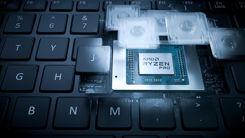 AMD سری جدید پردازنده Ryzen Pro 4000 را برای رقابت با vPro اینتل معرفی کرد.