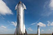 ببینید | این فضاپیما قرار است انسان را به مریخ ببرد