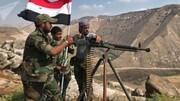 ارتش سوریه یک نقطه نظامی مهم را پس گرفت