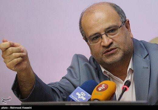 توضیحاتی درباره آخرین وضعیت شیوع کرونا در تهران