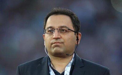 توصیه سخنگوی فدراسیون فوتبال به رضا رشیدپور/عکس