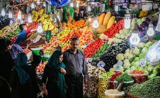 قیمت جدید انواع میوه و سبزی به روایت رییس اتحادیه بارفروشان