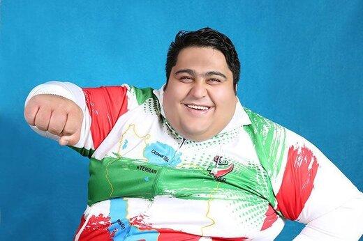 گزارش سایت پارالمپیک توکیو از سیامند رحمان؛ غولآرام و دوستداشتنی