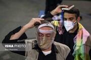 تصاویر | متفاوت ترین شب قدر در تهران ، قم و مشهد با ماسک ، تب سنج ، دستکش و فاصله گذاری اجتماعی