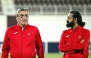 یک پرسپولیسی دستیار برانکو در تیم ملی عمان شد